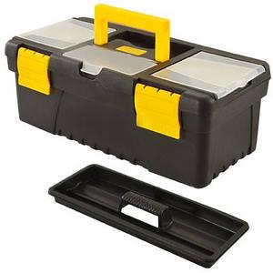 Ящик для инструментов 33х16х12,7 см. оптом