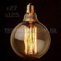 Лампа накаливания Эдисона E27 G125
