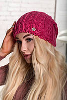 Шикарнейшая теплая шапка, фото 1