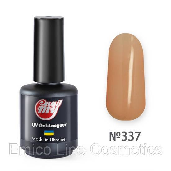 Гель-лак My Nail №337, 9 мл.