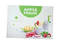 Яблокочистка Apple Peeler + Нож Для Нарезки Яблок
