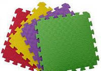 Детский игровой коврик-пазл (мат татами, ласточкин хвост) OSPORT 50cм х 50cм толщина 10мм (FI-0009) 1 шт оптом