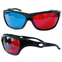 Анаглифические красно-голубые 3D очки оптом