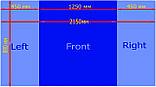 Промостол ресепшн 150 CМ, фото 8