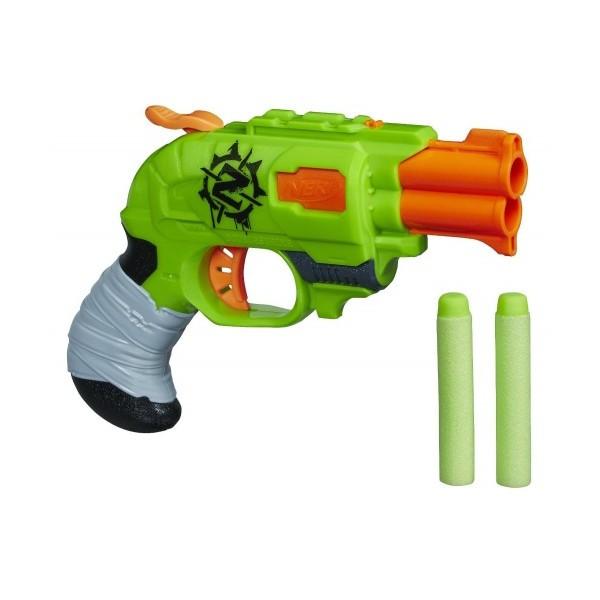 Бластер Doublestrike  Zombie Strike  Nerf A6562