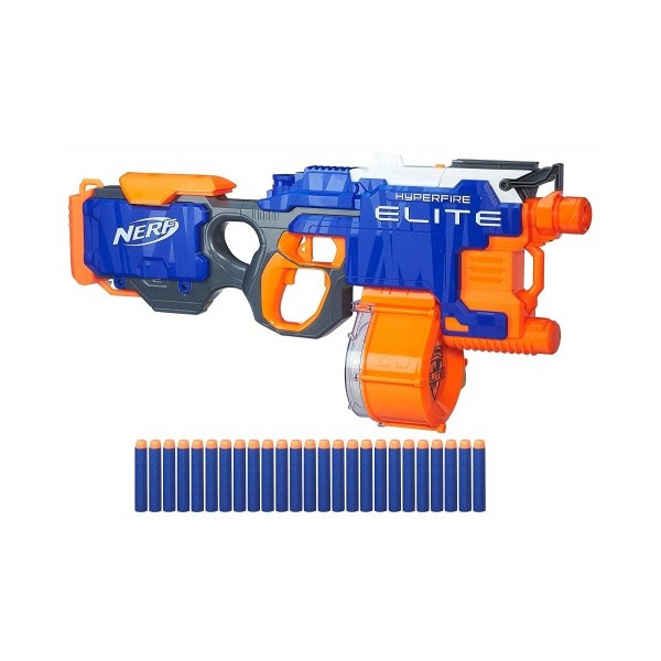 Бластер Elit Hyperfire  Nerf   B5573