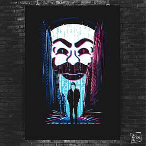 Постер Мистер Робот / Mr.Robot (60x85см)