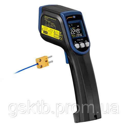 Гигрометр, пирометр, сканер точки росы PCE-780 (Германия)