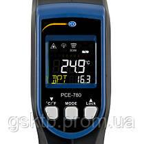 Гигрометр, пирометр, сканер точки росы PCE-780 (Германия), фото 3