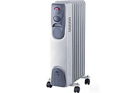 Масляний обігрівач Luxel NSD-200 1500 Вт