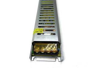 Блок питания 12В; 16,66А; 200 Вт  ультратонкий IP20 Код.59367, фото 2