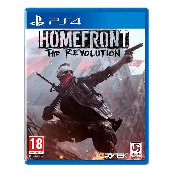 Гра Sony PS4 Homefront: The Revolution російська версія