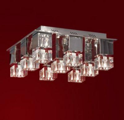 Стельовий світильник LUSSOLE GROSSETO LSA-1307-09