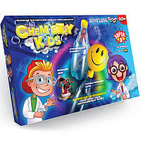 Набор для творчества DankoToys DT CHK-02-01 набор опытов по Химии Chemistry Kids эконом