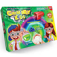 Набор для творчества DankoToys DT CHK-02-03 набор опытов по Химии Chemistry Kids эконом