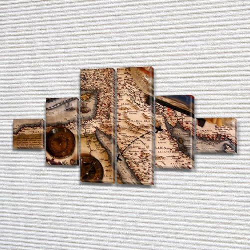 Модульные картины купить украина на ПВХ ткани, 75x130 см, (20x20-2/45х20-2/75x20-2)