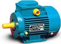 Двухскоростной электродвигатель АИР 90 L8/4 (0,8/1,32 квт/710/1410об/мин)