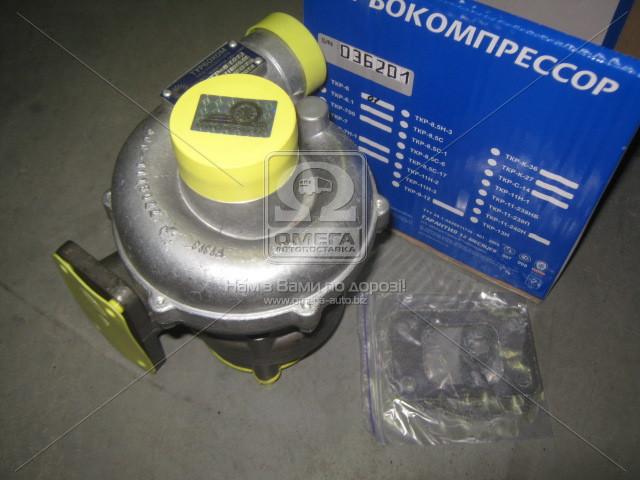 Турбіна, турбокомпресор Д 245 МТЗ (пр-во МЗТк ТМ ТУРБОКОМ), ТКР - 6 (01)