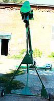 Шнековый погрузчик в трубе 108мм*6м с подборщиком