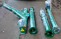 Шнековый погрузчик в трубе 108мм*10м с подборщиком