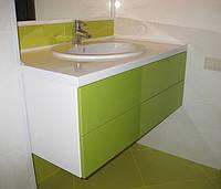 Тумба навесная в ванную , фото 1