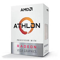 Процессор Athlon 200GE 3.2GHz (4MB, Raven Ridge, 35W, AM4) Box (YD200GC6FBBOX)