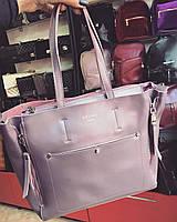 Сумка натуральная кожа  Селин пудра  кожаные сумки Украина , фото 1