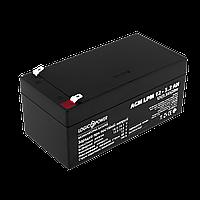 Аккумулятор кислотный AGM LogicPower LPM 12 - 3,3 AH