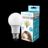 Светодиодная лампа Ilumia 8Вт, цоколь Е27, 4000К (нейтральный белый), 800Лм (009)