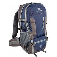 Туристический рюкзак Highlander Hiker 40 л Navy Blue (924251)