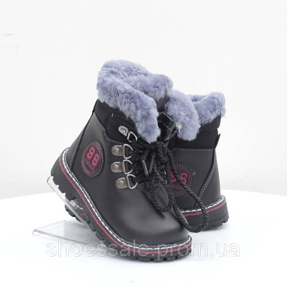 Детские ботинки CBT-T (51588)