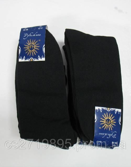 Носки мужские РУБЕЖНОЕ махровые  хлопоковые р.31