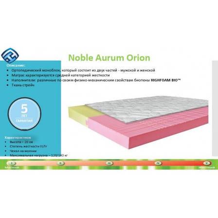 Ортопедический матрас HIGHFOAM Noble Aurum Orion, фото 2