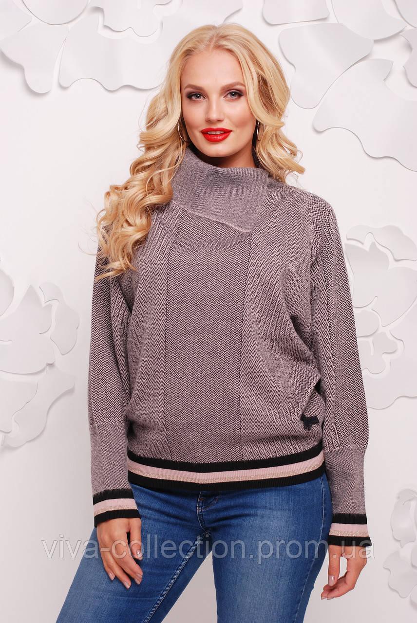 853c1b74b831 Женский теплый свитер большого размера Турция