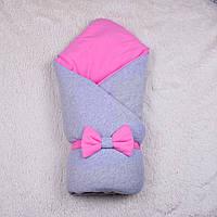 Зимний конверт-одеяло Мini, розовый