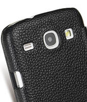 Чехол Melkco Leather Snap Cover Black for Samsung Galaxy Ace Duos S6802 (SS6802LOLT1BKLC)
