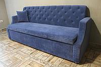 Кухонный диван с вместительной нишей (Синий), фото 1