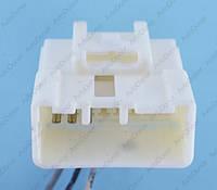 Разъем электрический 13-и контактный (39-19) б/у 11694