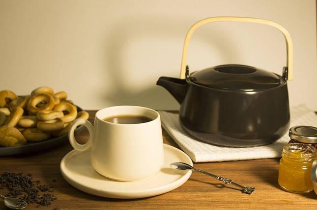 Заварочный чайник для чая 1 литр SHOWROOM (SR90001K1), фото 2