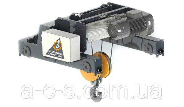 Грузоподъемная тележка ACS 10-10000/10, фото 2
