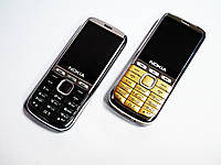"Телефон Nokia L200 - 2sim - 2,2"" - Fm - Bt - Camera - металлический корпус, фото 1"