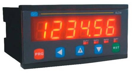 6 разрядный программируемый индикатор серии ALC94