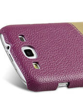 Чехол Melkco Leather Snap Cover Purple for Samsung Galaxy S Duos S7562 (SS7562LOLT1PELC)