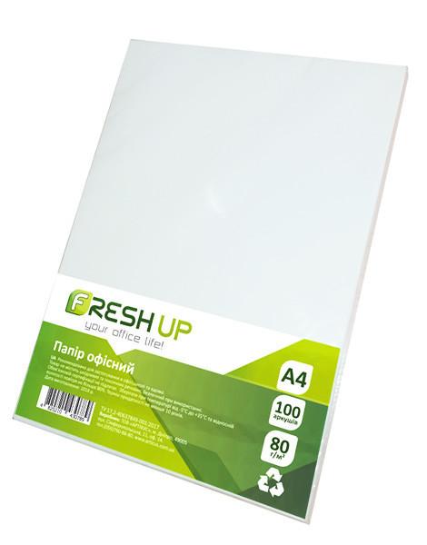 Папір офісний Fresh Up 80 г\м2 А4 100 л.