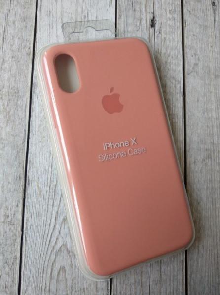 "Накладка iPhone Х ""Original Case"" Flamingo"