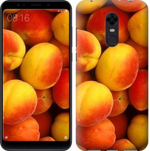 "Чехол на Xiaomi Redmi 5 Plus Абрикоски ""3720c-1347-328"" - Я в шоке!™ - case.yavshoke.ua в Хмельницком"