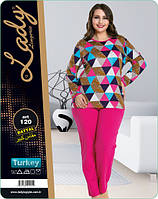 Женская пижама из натурального хлопка. Турция. a3301406d8c4b