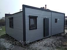 Садовый домик СД-4ОР 6х8 Хай Тек, фото 3