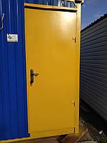 Металлические двери 2000х800 (собственное производство), фото 2