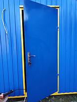 Металлические двери 2000х800 (собственное производство), фото 3